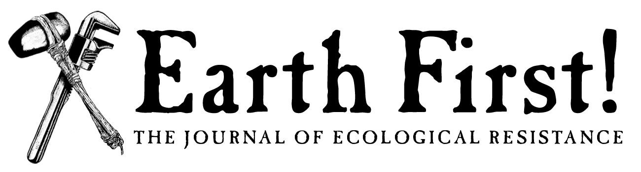 Earth First! Journal Logo